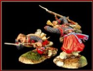 Zouave Casualty Set 2 